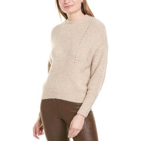Wayf Cocoon Wool-Blend Sweater