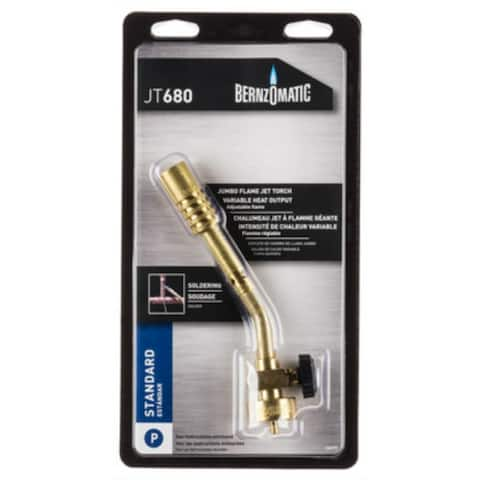 Bernzomatic JT680 Jumbo Flame Torch Head