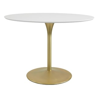 Flower Round Dining Table