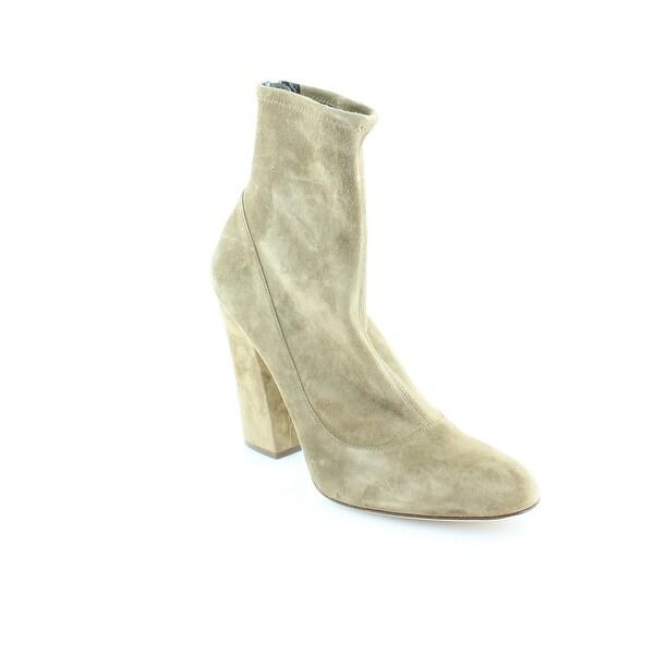 Sergio Rossi Virginia Women's Sandals & Flip Flops Honey Crystal Metallic Light Gold - 11