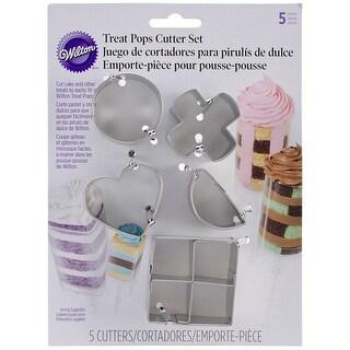 - Treat Pops Cutters 5/Pkg