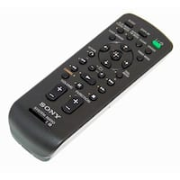 OEM NEW Sony Remote Control Originally Shipped With SS-DJ2I, SSDJ2I