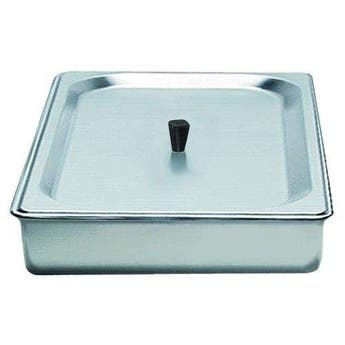 BroilKing 1/2 Size (4.3 qt.) Chafing Pan & Stainless Lid