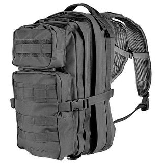Kiligear Transport Tactical Modular Assault Pack - Black - 910097