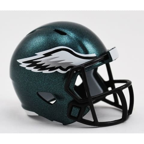Philadelphia Eagles Helmet Riddell Pocket Pro Speed Style