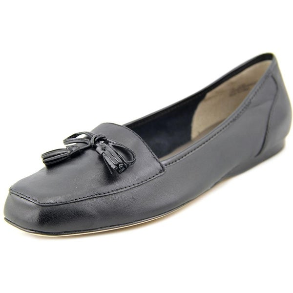 Array Eliza Women Black Loafers