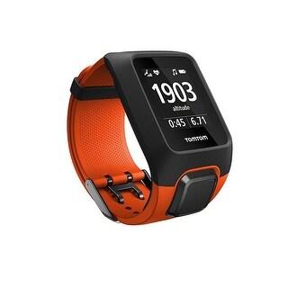 Tomtom 514570 Adventurer GPS Hiking & Trail Running Watch, Orange