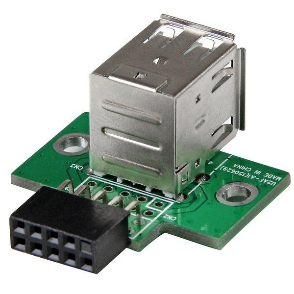 Startech 2 Port Usb Motherboard Header Adapter (Usbmbadapt2)