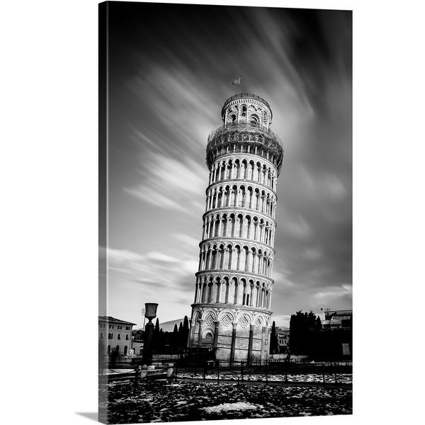 Shop Leaning Tower Of Pisa Multi Color Free Shipping