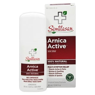 Similasan Arnica Active Skin Spray 3.04-ounce