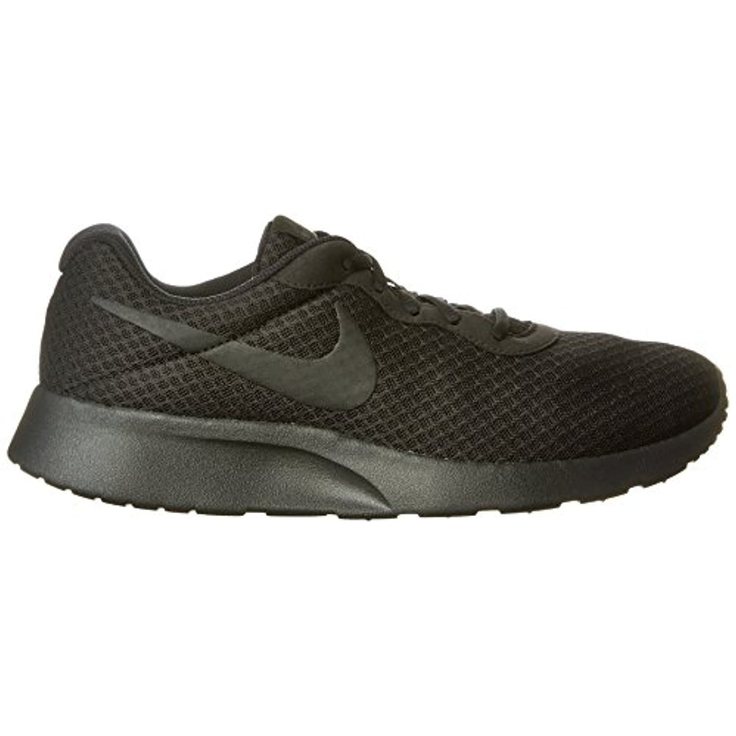 Nike Mens Tanjun Running Sneaker Black/Anthracite/Black -  black/black/anthracite