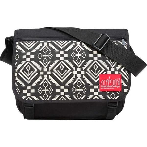 6f6db49d32 Manhattan Portage Totem Europa Messenger Bag Black - US One Size (Size None)