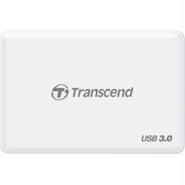 Transcend TS-RDF8W TS-RDF8W WHITE USB 3.0 all in one