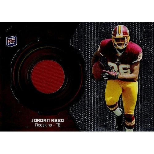 info for fa014 bcae5 Signed Reed Jordan Washington Redskins Jordan Reed 2013 Topp Chrome  Unsigned Football Jersey Insert