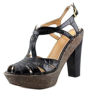 Enrico Fantini Sole 803   Open Toe Leather  Sandals