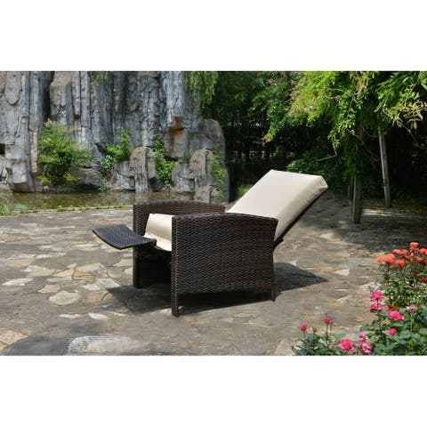 Oceanside Recliner with Sunbrella Cushions