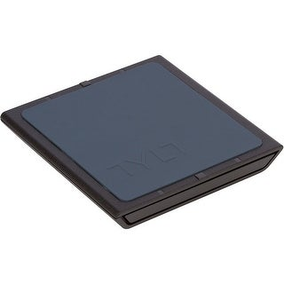 TYLT VU Solo Qi Wireless Charger mat for Qi Smart Phones - Black/gray