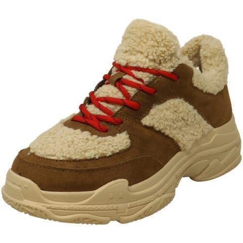 Jessica Simpson Women's Sporta 2 Ankle-High Sneaker