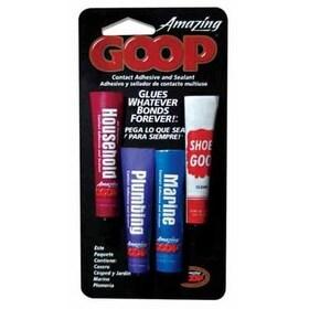 Amazing Goop 5510100 Mini Multi Pack Adhesives, 1 Oz