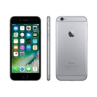 Apple iPhone 6, AT&T 16GB - Space Gray (Certified Refurbished)