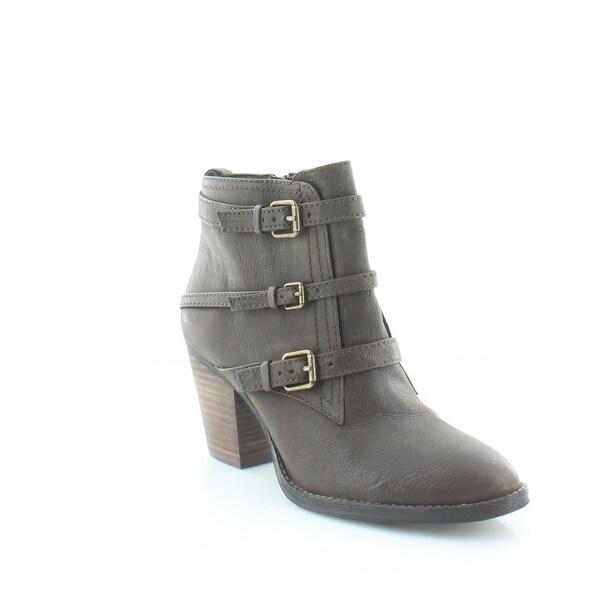 Nine West Fitz Women's Boots Dk Brown - 8