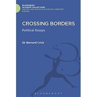 Crossing Borders - Sir Bernard Crick
