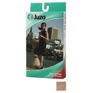 Juzo 5140AG57 4 15-20 mmHg OTC Thighs Highs Silicone - Cinnamon