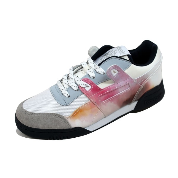 Reebok Men's Classic Leather AFH Black/Alloy-Gold Metallic-White Artists For Humanity BD5897