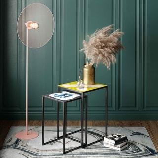 Link to Enamel Side Tables - Set of 2 Similar Items in Living Room Furniture