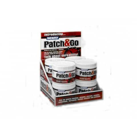 HENRY 12226 Patch & Go All-In-1 Patch Kit, 1 Lb