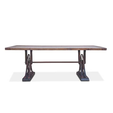 Sterling Reclaimed Teak Wood Table