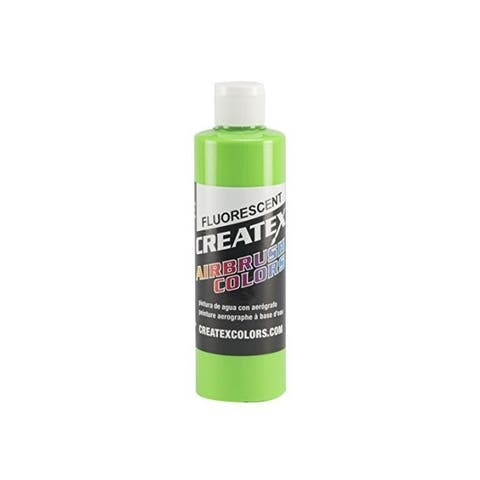 Createx colors / iwata 540408 airbrush fluorescent green 8oz