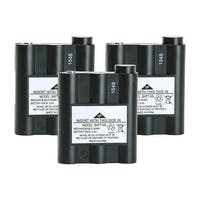 Replacement Battery For Midland GXT1050 2-Way Radios - BATT5R (700 mAh, 6V, NiMH) - 3 Pack