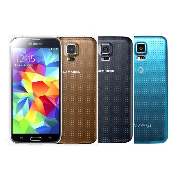 Samsung Galaxy S5 G900A 16GB AT&T Unlocked GSM Phone w/ 16MP Camera (Certified Refurbished). Opens flyout.