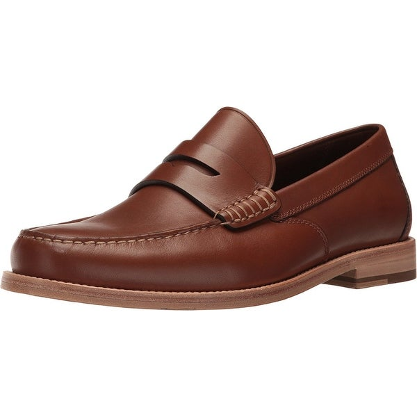 Coach Mens Manhattan Leather Loafer - 8.5