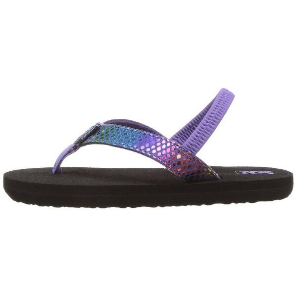 709731a74 Shop Kids Teva Girls Mush II Bungee Thong Flip Flops - Free Shipping ...