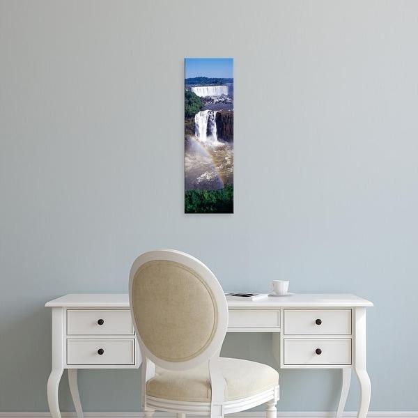 Easy Art Prints Panoramic Images's 'Iguacu Falls, Argentina