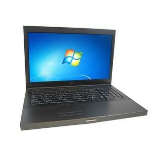 Dell Precision M6600 Intel Core i7-2620M 2.7GHz 2nd Gen CPU 16GB RAM 256GB SSD Windows 10 Pro 17.3-inch Laptop (Refurbished)
