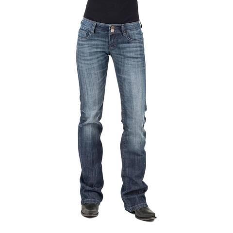 Tin Haul Western Jeans Womens Celebrity Blue