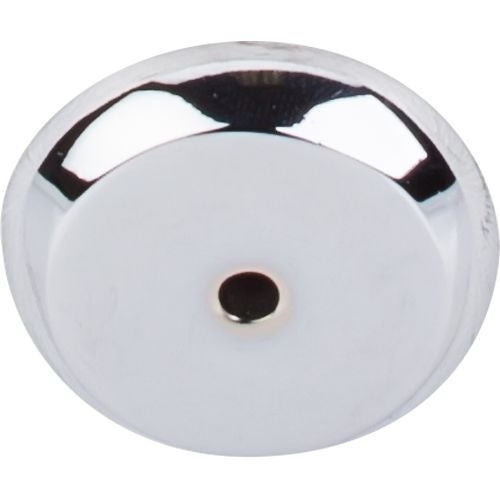 Top Knobs M2027 Aspen II Series 1-1/4 Inch Round Cabinet Knob Backplate