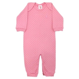 Baby Jumpsuit Unisex Romper Long Sleeve Pulla Bulla Sizes 0-18 Months