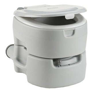 Coleman Toilet Large Flush Toilet Large Flush