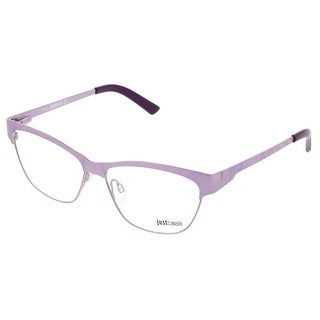 Just Cavalli JC0476/V 081 Lilac Semi-Rimless Optical Frames - 53-13-135