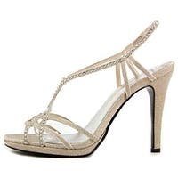 Caparros Womens SUNDAY Open Toe Bridal Ankle Strap Sandals - 8.5