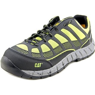 Caterpillar Streamline CT Comp Toe Women W Synthetic Green Work Shoe