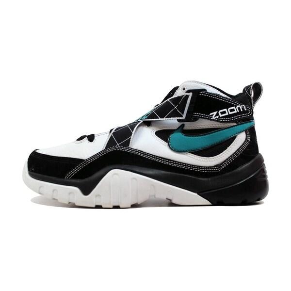 Nike Men's Zoom Sharkalaid Black/Radiant Emerald-White 367178-031