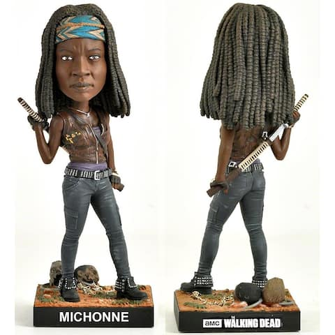 "The Walking Dead 8"" Polyresin Bobblehead, Michonne - multi"