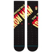 Stance Men's Invincible Iron Man Crew Socks