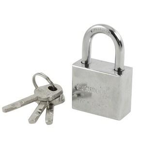 Unique Bargains Unique Bargains Cabinet Drawer Case Door 30mm Security Lock w Keys