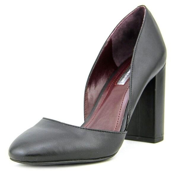 BCBGeneration Franklyn Women Black Heels - 7